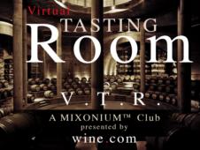 Virtual Tasting Room
