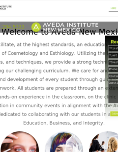 Aveda Institute New Mexico MIXONIUM