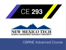 NMT-CBRNE Advanced CE293