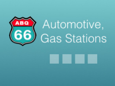 ABQ66-Automotive-Gas Stations