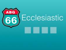 ABQ66-Ecclesiastic