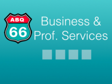 ABQ66-Business&Prof. Services