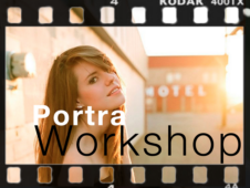 Kodak Portra Workshop