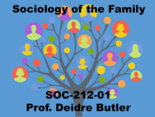 Union College SOC-212-01 Sociology of the Family