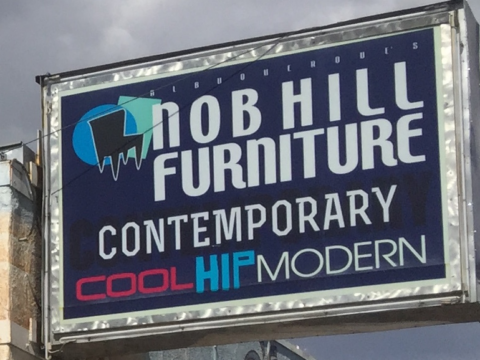 Nice Nob Hill Furniture